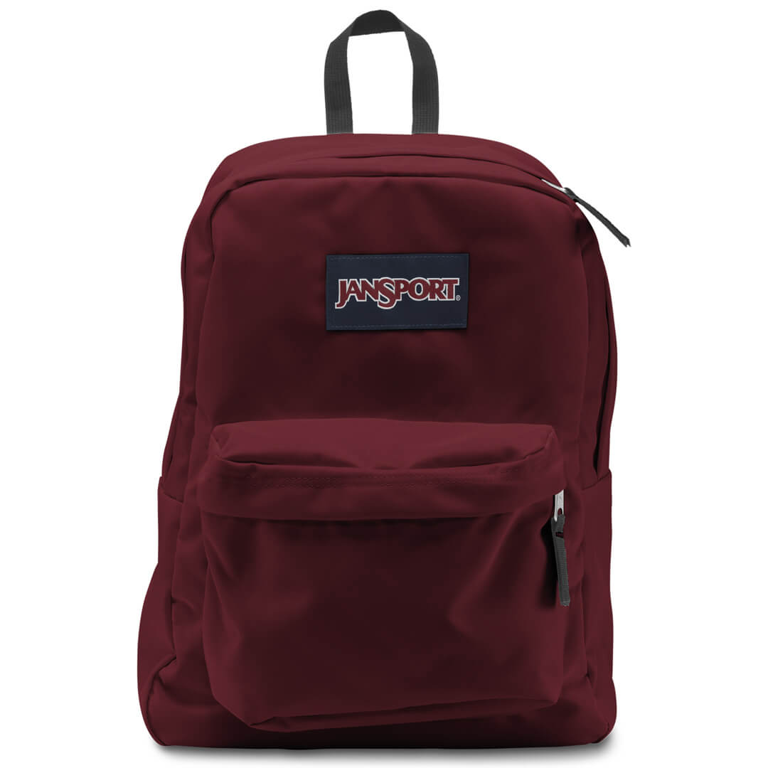 JanSport Superbreak Backpack Viking Red - Billion Creation Streetwear