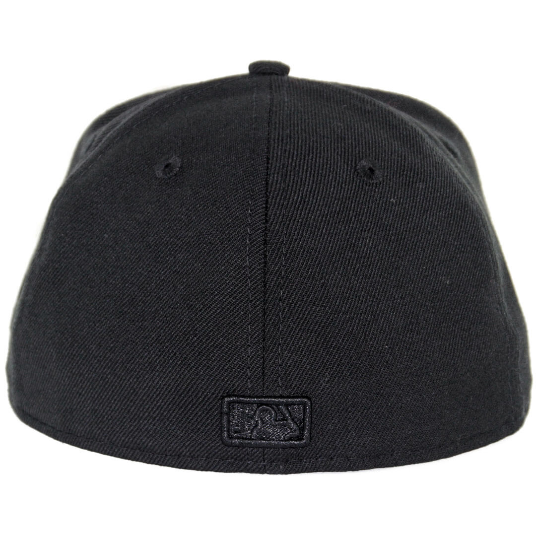New Era 59Fifty Washington Nationals Fitted Blackout 5201f2a8eb1