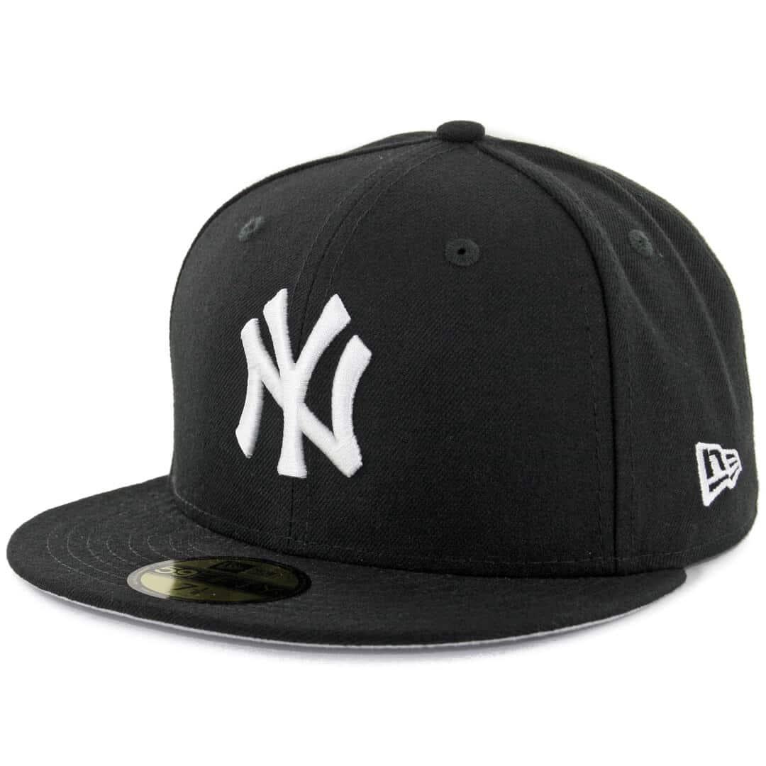 a368db25ec8db New Era 59Fifty New York Yankees Fitted Black