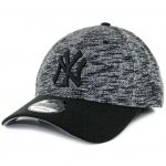 New Era 9Forty New York Yankees Terry Fresh Snapback Hat Black