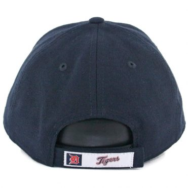New Era 9Forty Detroit Tigers The League Home Strapback Hat Dark Navy