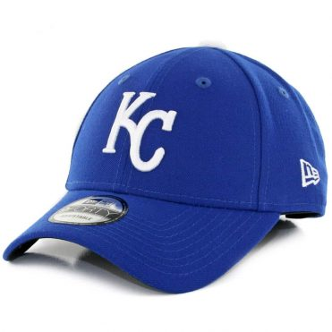 New Era 9Forty Kansas City Royals The League Game Strapback Hat Royal Blue