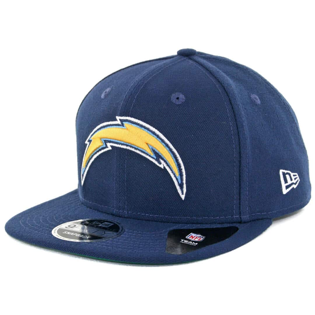 New 9fifty San Diego Chargers Signature Side Seau 55