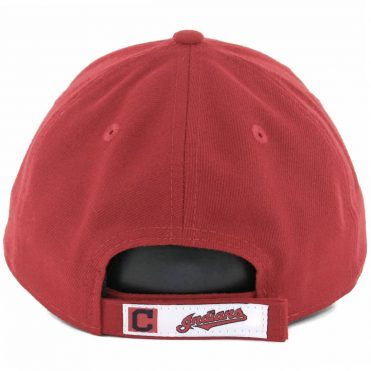 New Era 9Forty Cleveland Indians The League Alternate Strapback Hat Red