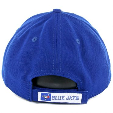 New Era 9Forty Toronto Blue Jays The League Game Strapback Hat Royal Blue