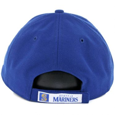 New Era 9Forty Seattle Mariners The League Alternate 2 Strapback Hat Royal Blue