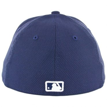 New Era 59Fifty San Diego Padres Game 2017 Batting Practice On Field Fitted Hat Navy
