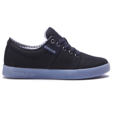 Supra Stacks II Shoe Black Ice
