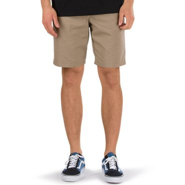 Vans Authentic Stretch Shorts Khaki