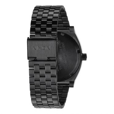Nixon Time Teller Watch Black