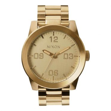 Nixon Corporal SS Watch Gold
