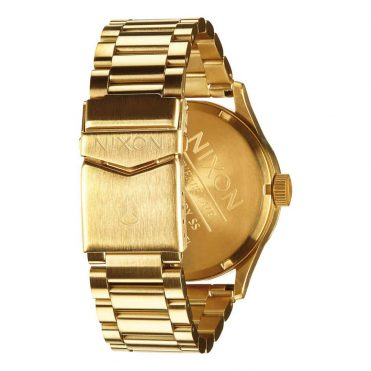 Nixon Sentry SS Watch Gold