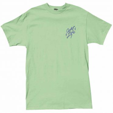 The Quiet Life Bolt T-Shirt Celadon
