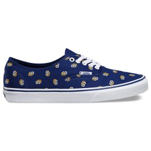 Vans Authentic San Diego Padres Shoe