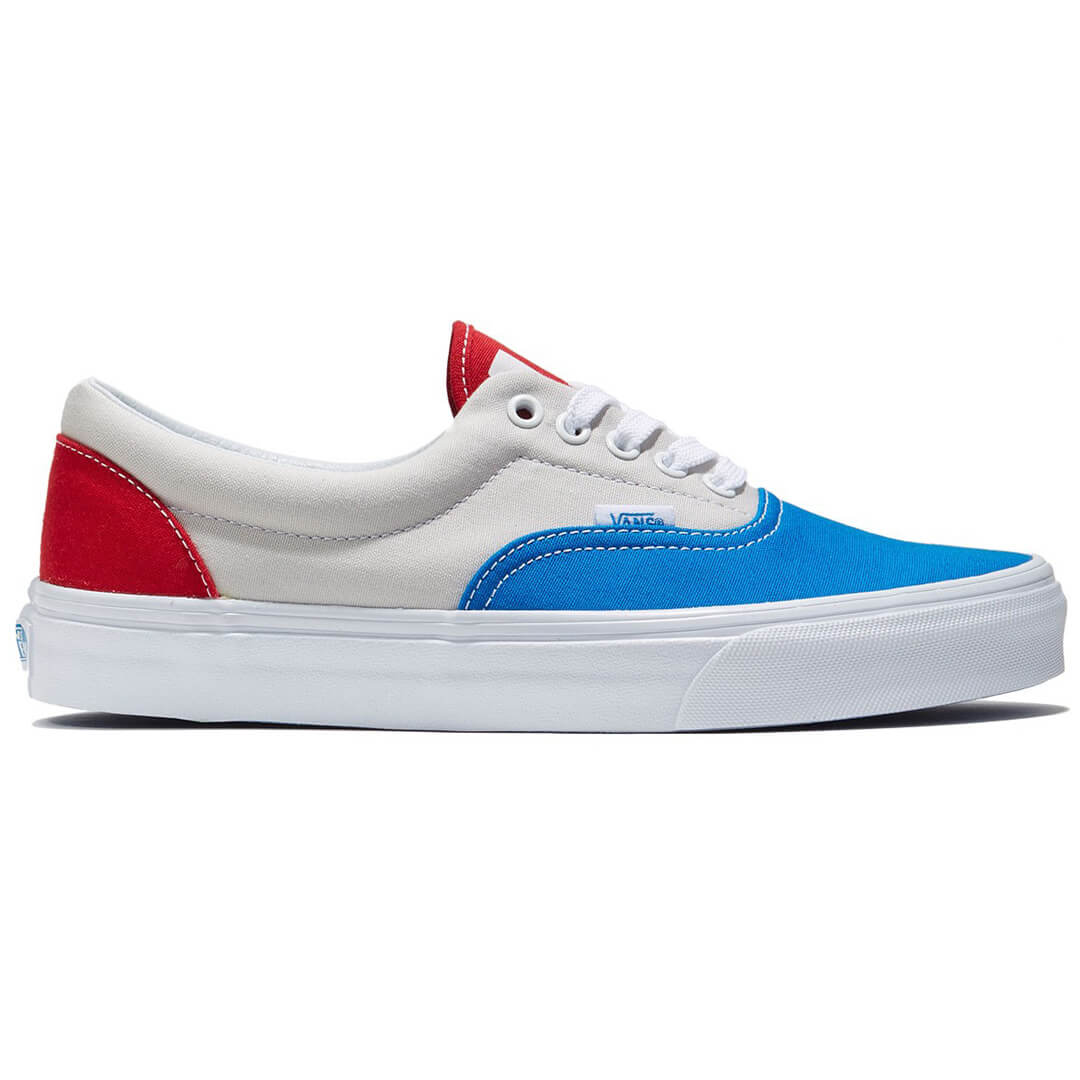 68b6c9abb46c Vans Era 1966 Shoe Blue Grey Red - Billion Creation Streetwear