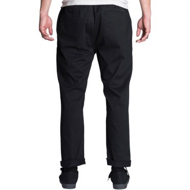 KR3W Chiller Chino Pants Black