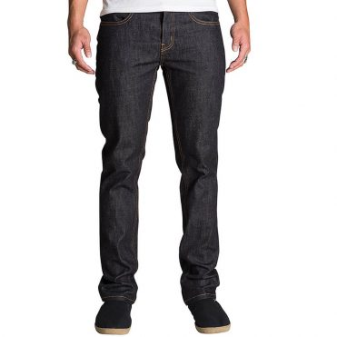 KR3W KSlim Denim Jeans Dark Raw