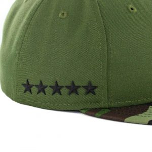 New Era 59Fifty San Diego Padres 2017 Memorial Day Fitted Hat Hunter Green  Camo ef873fe6155