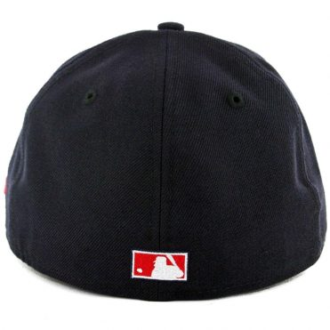New Era x Billion Creation New Era 59Fifty Low Profile San Diego Padres 1956 Fitted Hat Dark Navy White Red