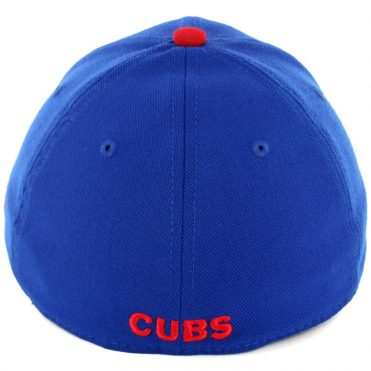 New Era 39Thirty Chicago Cubs Game Team Classic Stretch Fit Hat Light Royal