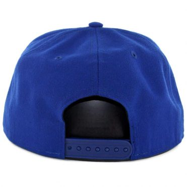 New Era 9Fifty Golden State Warriors Color Dim Snapback Hat Royal Blue