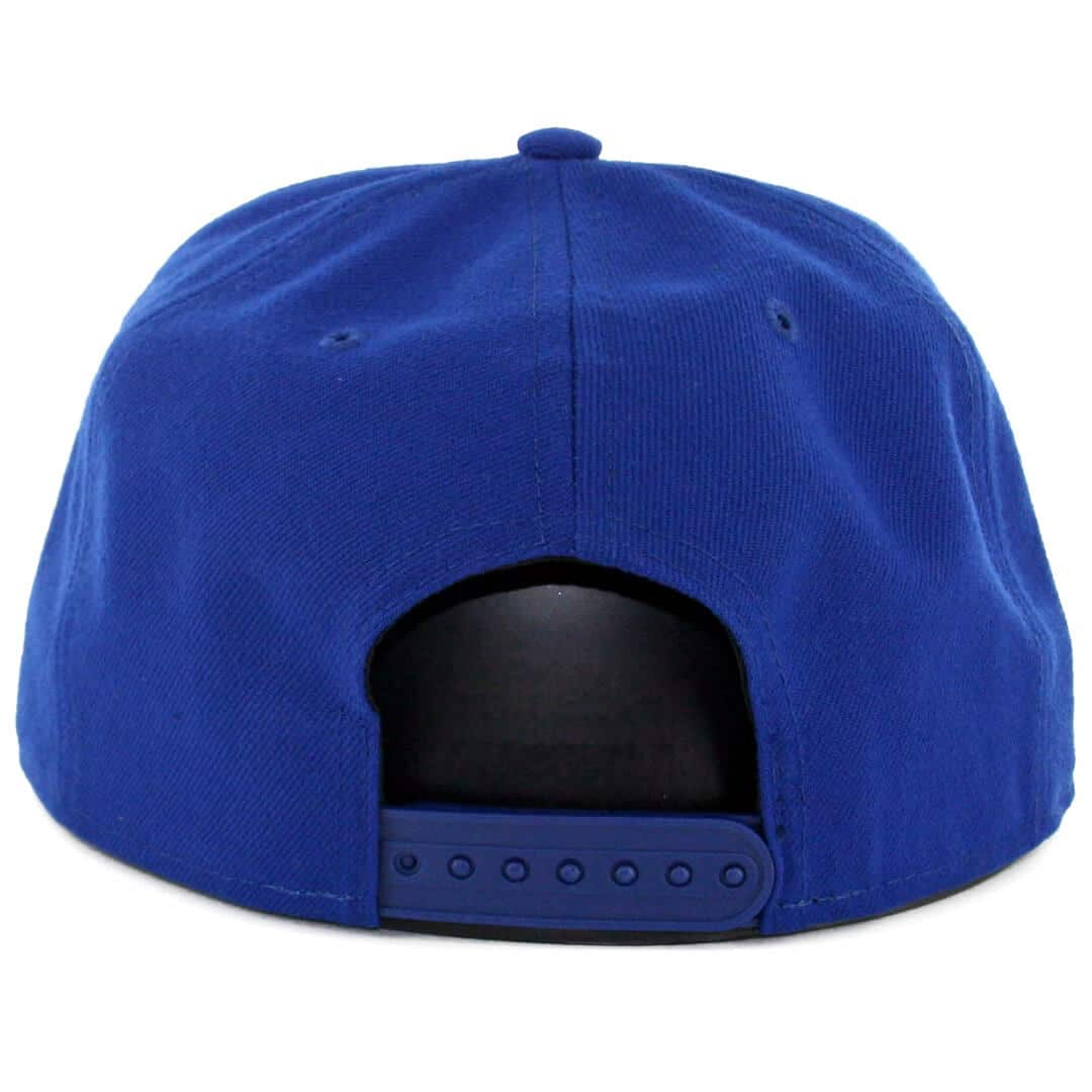 separation shoes 302f6 81ed7 New Era 9Fifty Golden State Warriors Color Dim Snapback Hat Royal Blue.  Sale! 🔍.  27.99  19.99