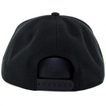New Era 9Fifty Chicago White Sox Color Dim Snapback Hat Black