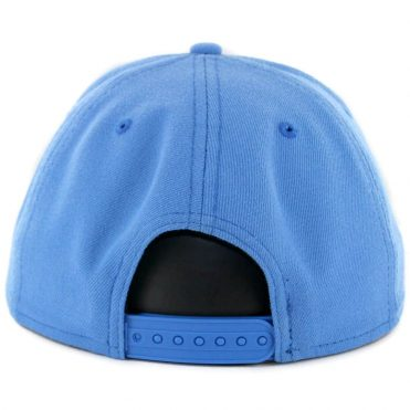 New Era 9Fifty Los Angeles Dodgers League Basic Snapback Hat Powder Blue