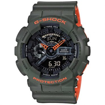 G-Shock GA110LN-3A Watch Green