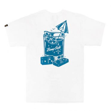 Benny Gold Cocktail T-Shirt White