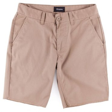 Brixton Toil II Short Black Khaki