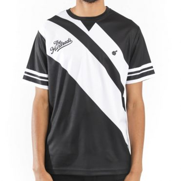 The Hundreds Spike Volleyball Jersey Black