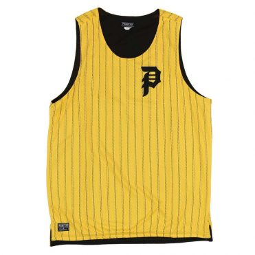 Primitive Dirty P Jersey Gold Black