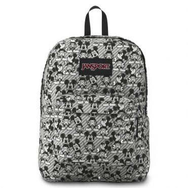JanSport x Disney Superbreak Back Pack Disney Grey Rabbit Mickey