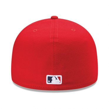 New Era 59Fifty Los Angeles Angels of Anaheim 2017 Game Youth Authentic On Field Fitted Hat