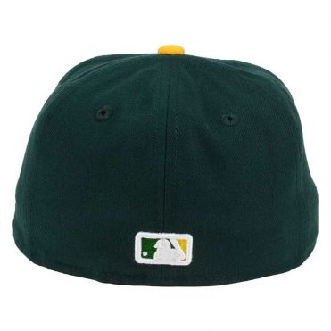 New Era 59Fifty Oakland Athletics 2017 Home Youth Authentic On Field Fitted Hat