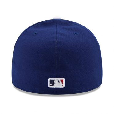 New Era 59Fifty Los Angeles Dodgers 2017 Game Youth Authentic On Field Fitted Hat
