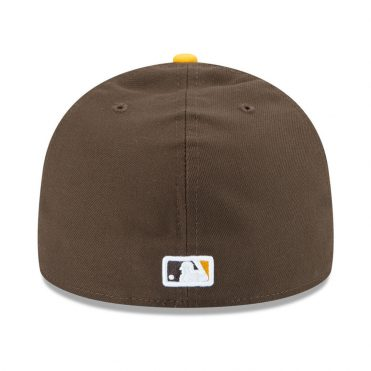 New Era 59Fifty San Diego Padres 2017 ALT 2 Youth Authentic On Field Fitted Hat