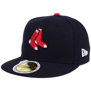 New Era 59Fifty Boston Red Sox 2017 Alternate Youth Authentic On Field Fitted Hat