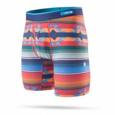 Stance Santo Boxer Red