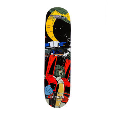 "Primitive Tucker ""Starcream"" Deck"