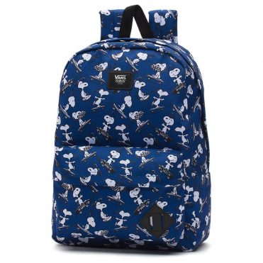 Vans x Peanuts Old Skool II Back Pack True Navy
