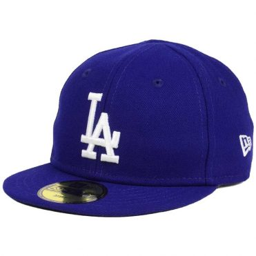 New Era 59Fifty My First Los Angeles Dodgers 2017 Game Fitted Hat