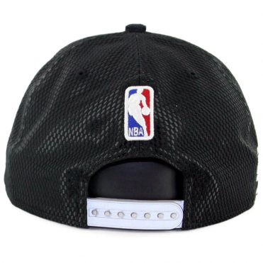 New Era 9Fifty Portland Trail Blazers 2017 On Court Snapback Hat Black