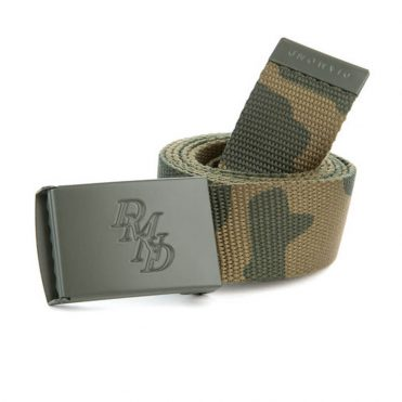 Diamond Supply Co Camo Clamp Belt Olive Camo