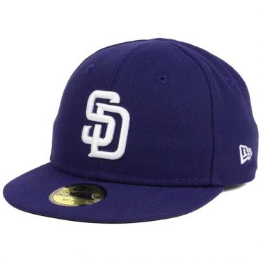 New Era 59Fifty My First San Diego Padres 2017 Game Fitted Hat