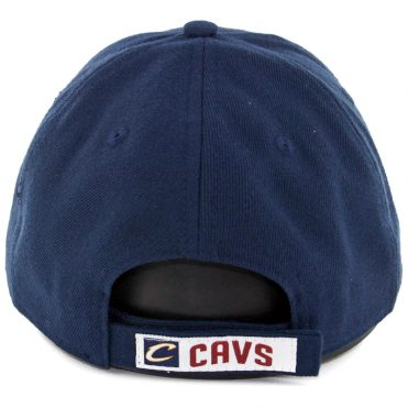New Era 9Forty Cleveland Cavaliers The League Strapback Hat Navy