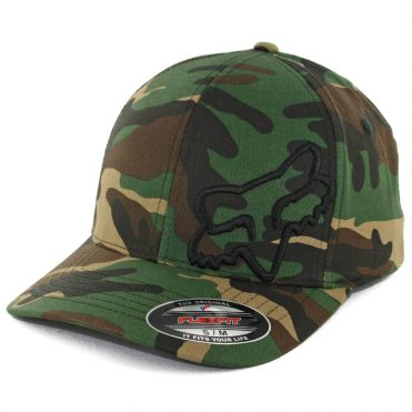 Fox Flex 45 Flexfit Hat Camouflage