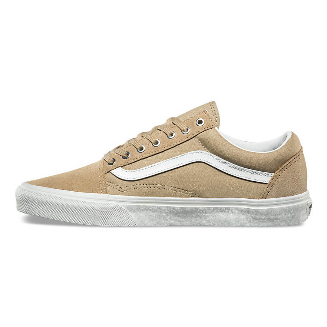 vans old skool all khaki