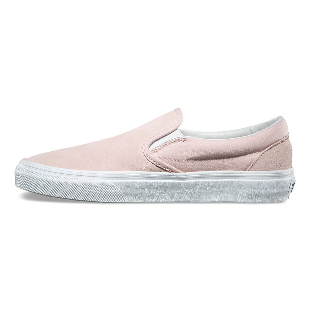 Vans Classic Slip On Shoe Sepia Rose Billion Creation